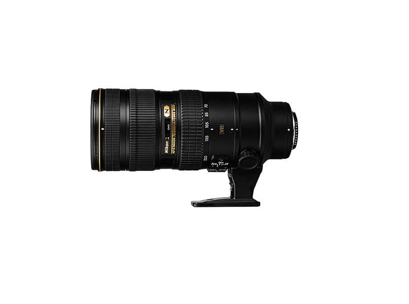 Nikon AF-S Nikkor 70-200mm f/2.8G II ED VR