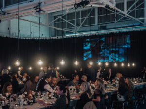 Event Space for Hire Sydney. Dinner Event