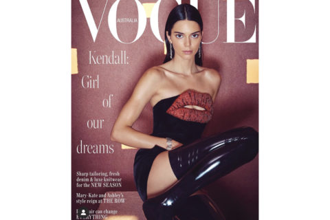 Vogue Cover Kendall Jenner